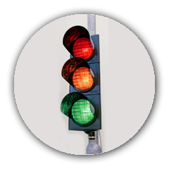 Traffic light - How's my business doing benefits