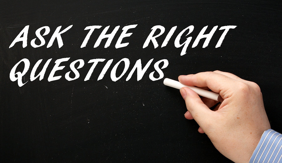 intelligent business questions