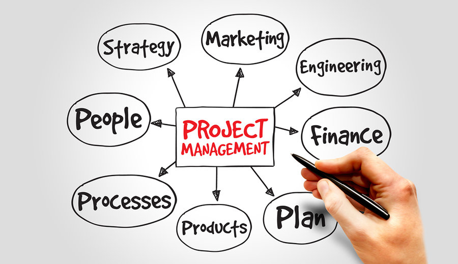 Small business project management